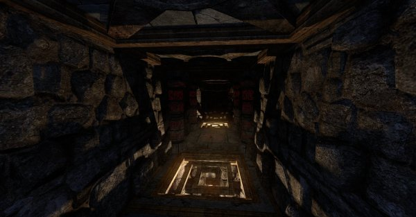 Crypt Environment