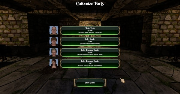 Customize Party
