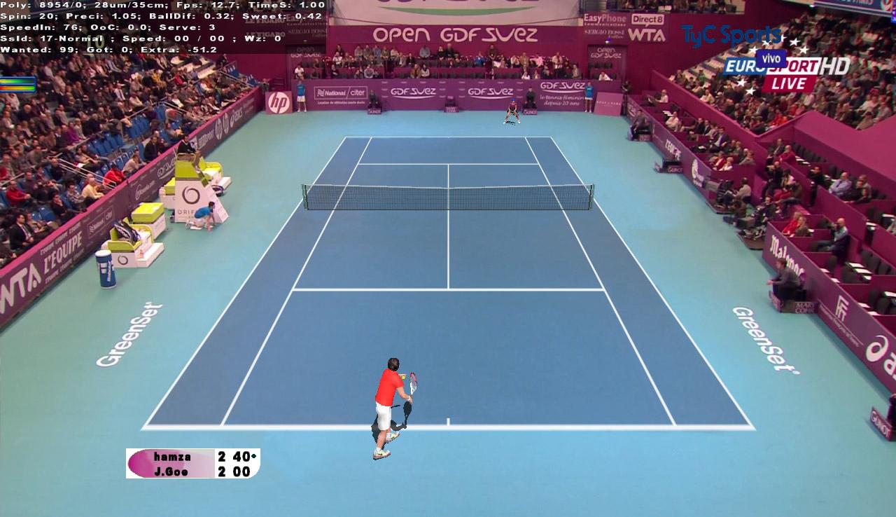 لكل عشاق اللعبة الرهيبة Tennis Elbow 2011
